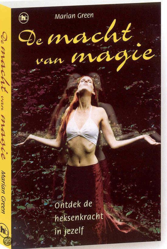Cover van het boek 'De macht van magie' van M. Green