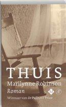 Boek cover Thuis van Marilynne Robinson