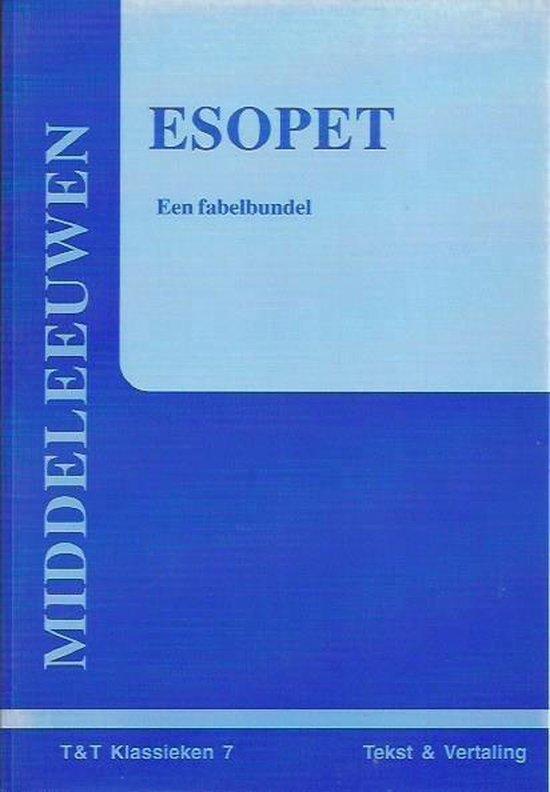 Esopet - Hessel Adema  