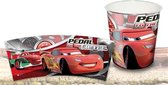 Plastic prullenbak Cars Disney