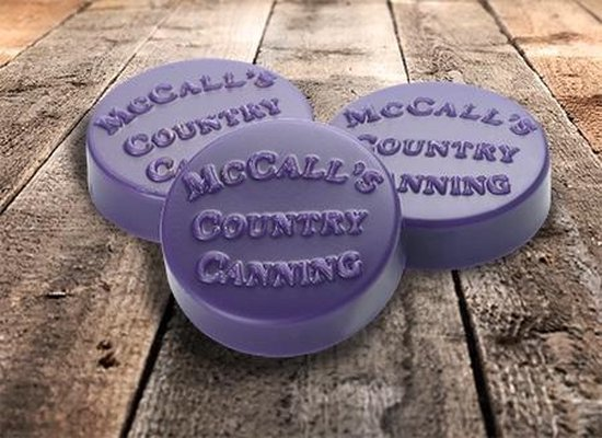 McCall's Candles Wax Melt Button Romance - 3 stuks
