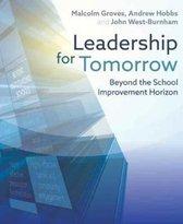 Boek cover Leadership for Tomorrow van Malcolm Groves