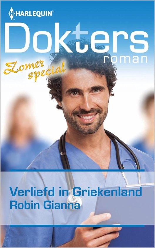 Doktersroman 98B - Verliefd in Griekenland - Robin Gianna |