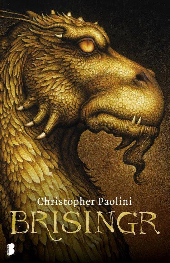 Het erfgoed 3 - Brisingr - Christopher Paolini | Fthsonline.com
