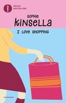 Omslag I love shopping