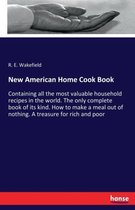 New American Home Cook Book