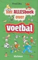 Boek cover Het Alles boek over  -   Het allesboek over voetbal van Fred Diks