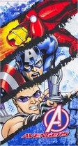 Strandlaken Iron Man, Hawkeye & Captain America