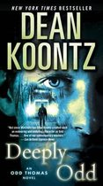 Boek cover Deeply Odd van Dean Koontz