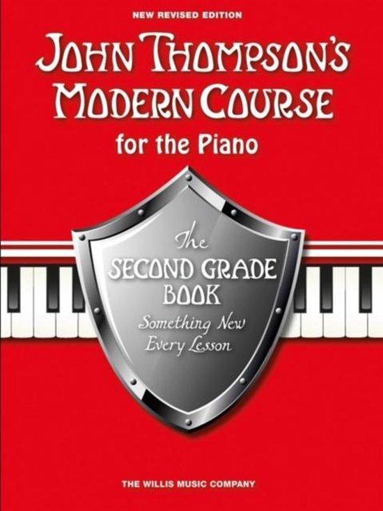 John Thompson's Modern Piano Course