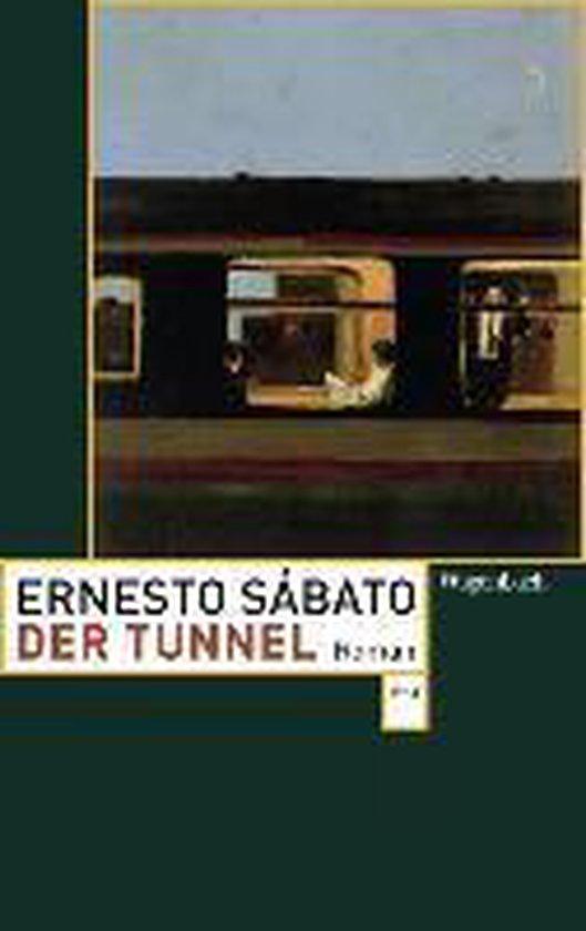 Omslag van Der Tunnel