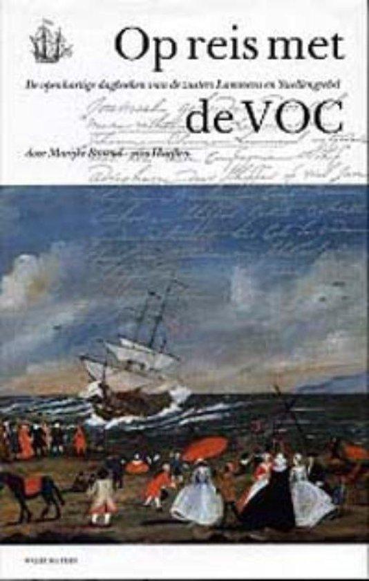 Afbeelding van Op reis met de VOC