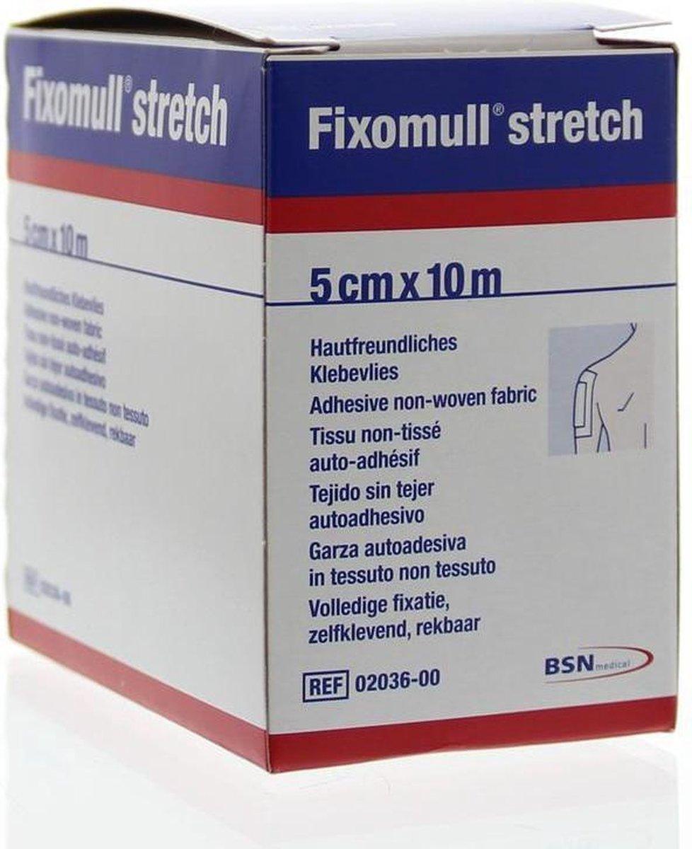 Fixomull Stretch - 10 m x 5 cm