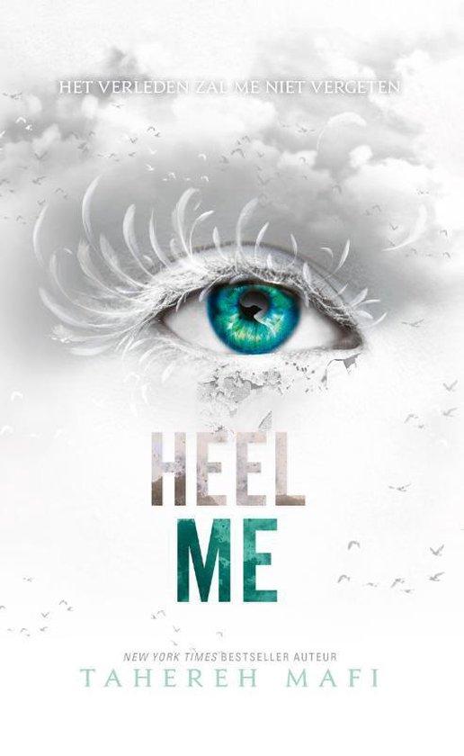 Touching Juliette 4 - Heel me - Tahereh Mafi   Readingchampions.org.uk