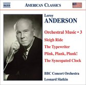 Anderson: Orchestral Music 3