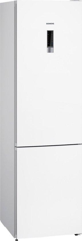 Koelkast: Siemens KG39NXW35 - iQ300 - Koelvriescombinatie Wit, van het merk Siemens