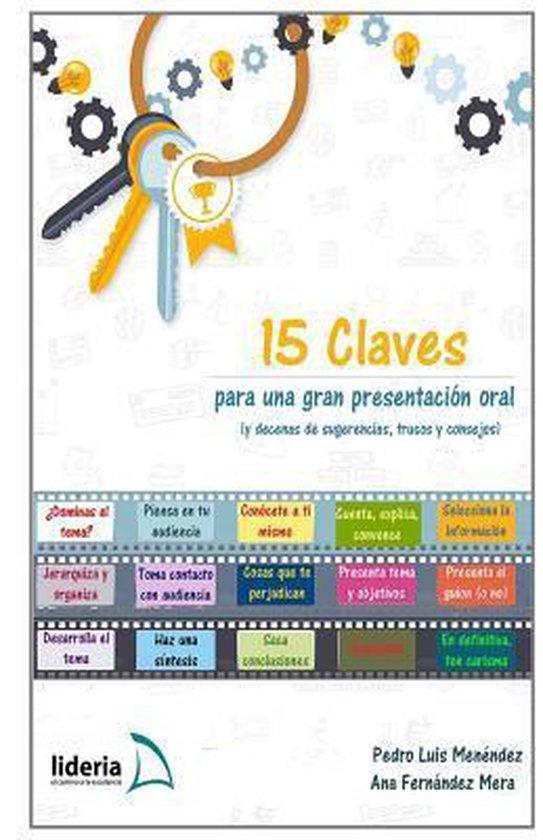 15 Claves Para Una Gran Presentaci n Oral