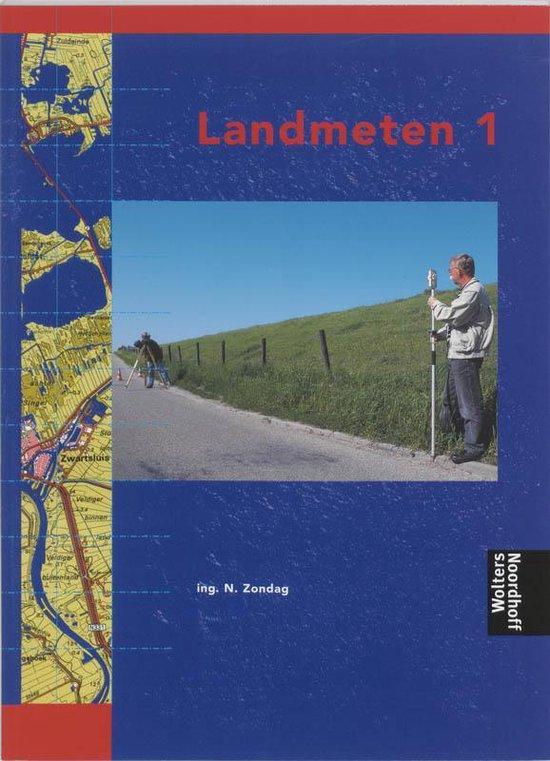 Infratechniek landmeten 1 - N. Zondag   Fthsonline.com