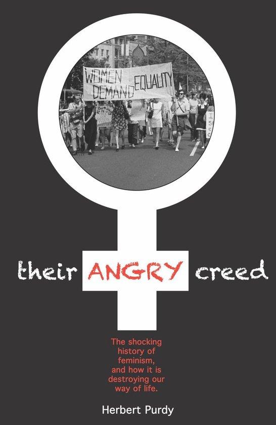 Boek cover Their Angry Creed van Herbert Purdy (Onbekend)