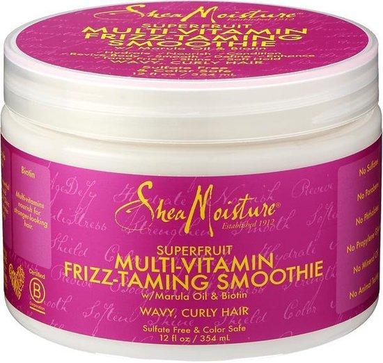 Shea Moisture Superfruit Multi-Vitamine Frizz-Taming Smoothie 354ml