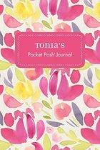 Tonia's Pocket Posh Journal, Tulip