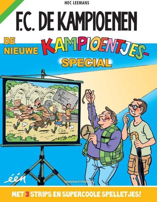 F.C. De Kampioenen 0 - De nieuwe Kampioentjes - Hec Leemans |