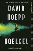 Boek cover Koelcel van David Koepp