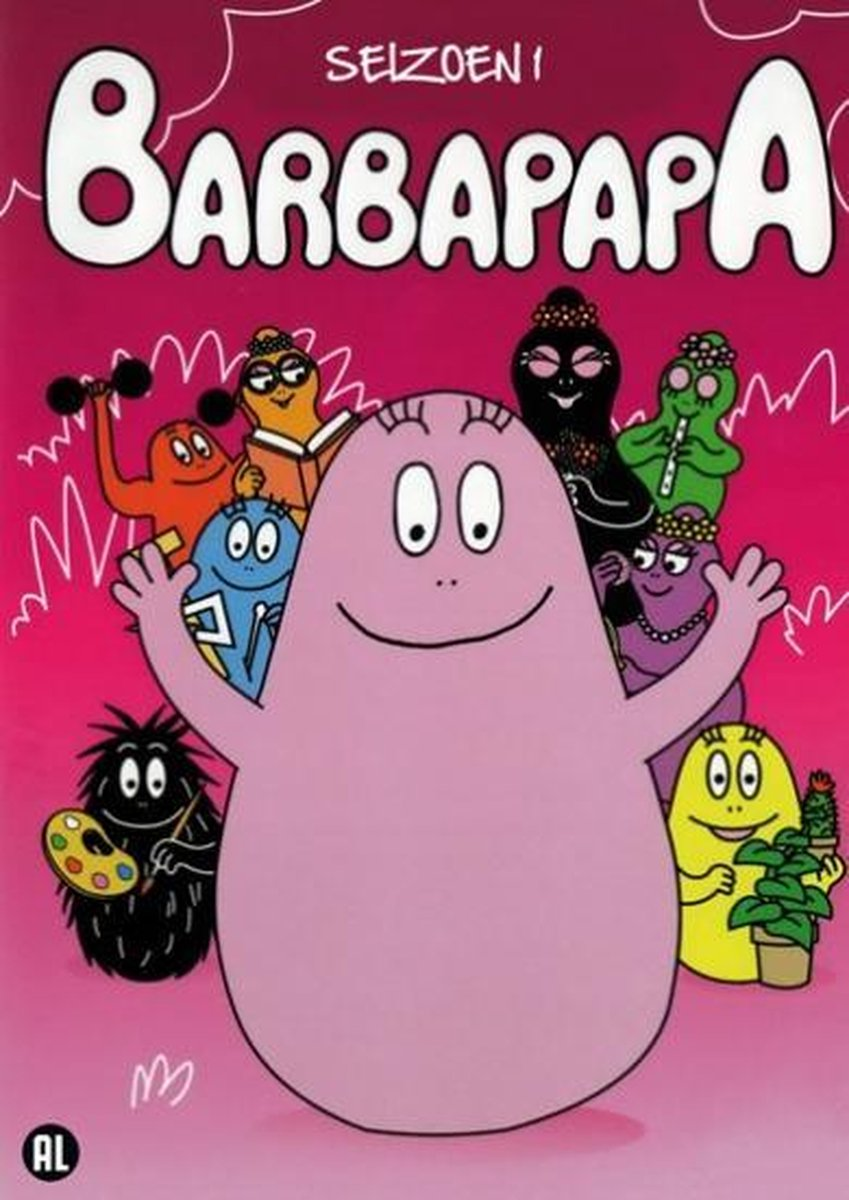 Barbapapa - Seizoen 1 -