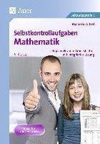 Selbstkontrollaufgaben Mathematik Klasse 6