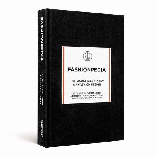 Boek cover Fashionpedia van Fashionary (Hardcover)