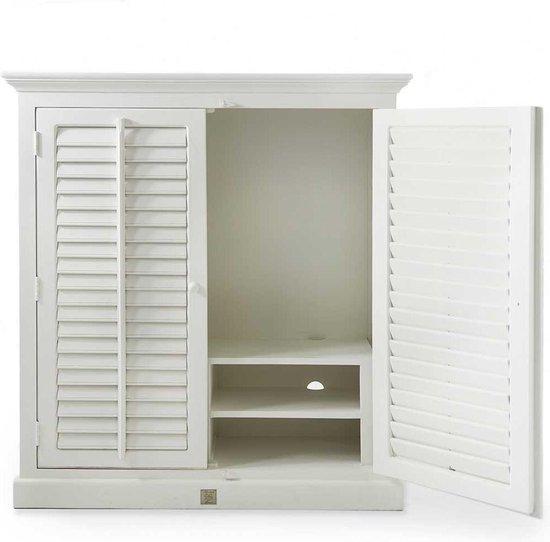 Engelse Tv Kast.Bol Com Riviera Maison New Orleans Flatscreen Dresser Tv