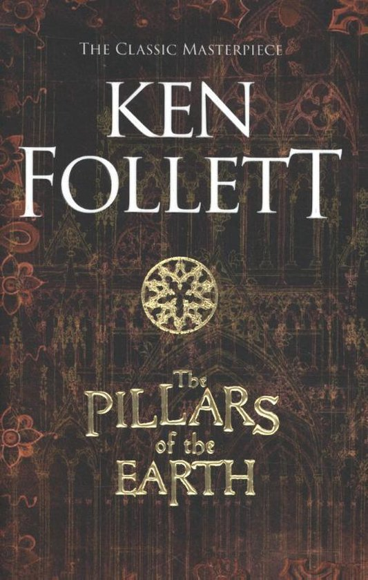 Boek cover The Pillars of the Earth van Ken Follett (Paperback)