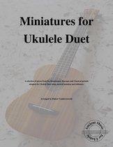 Miniatures for Ukulele Duet