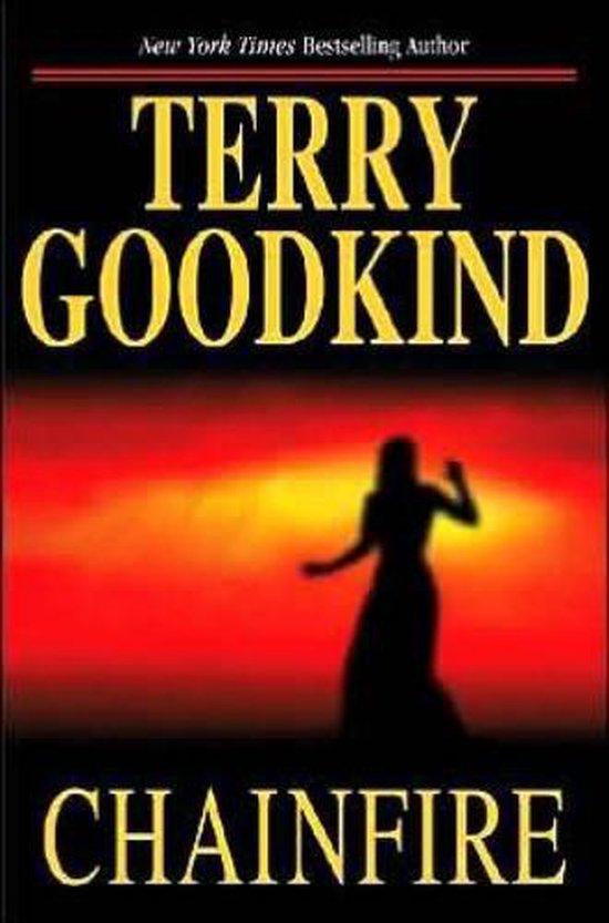 Een boekentip: Chainfire door Terry Goodkind