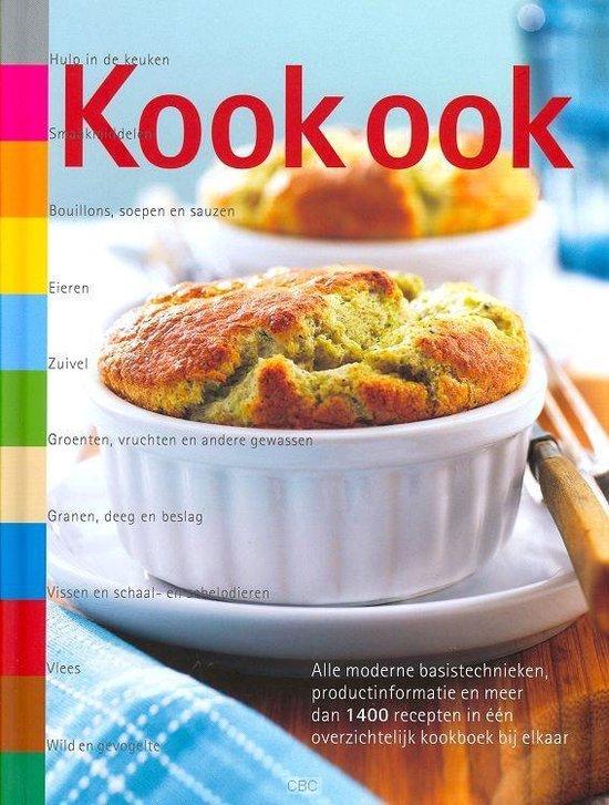 Kook ook - I. van Blommestein |