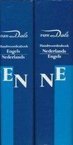 Set Van Dale handwoordenboek Engels. Nederlands - Engels / Engels - Nederlands