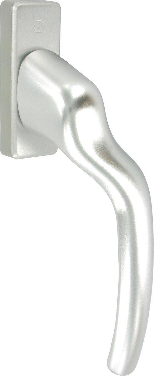 HOPPE type Tokyo draai-/kiep raamsluiting rechts  aluminium