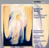 Muller, Gottfried; Motetten Und Org