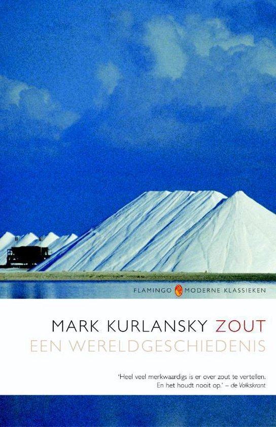 Flamingo Moderne Klassieken - Zout - Mark Kurlansky |