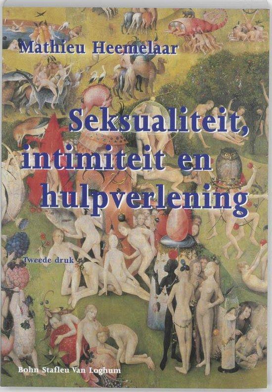 Seksualiteit, Intimiteit En Hulpverlening - M. Heemelaar pdf epub