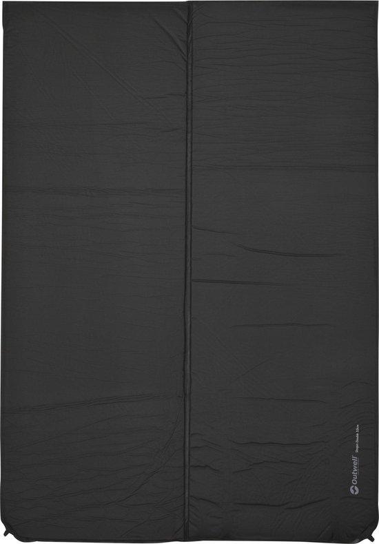 Outwell Sleepin Slaapmat - Hoogte 3 cm - Zwart