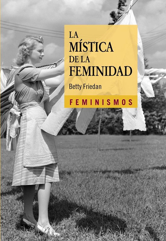 Boek cover La mística de la feminidad van Betty Friedan (Onbekend)