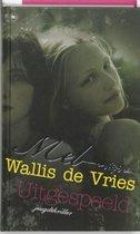 Uitgespeeld jeugdthriller door Mel Wallis de Vries