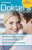 Omslag Doktersroman Favorieten 548 - Stralend vooruitzicht ; In vol vertrouwen ; Nooit vergeten dromen (3-in-1)