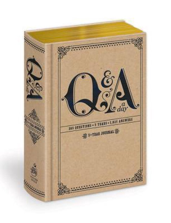 Q & A a Day Dagboek