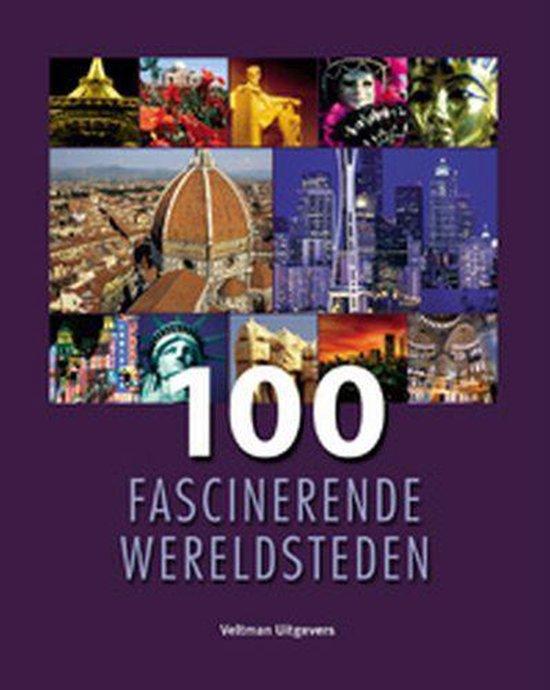 Cover van het boek '100 fascinerende wereldsteden'
