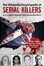 Omslag The Wikipedia Encyclopedia of Serial Killers