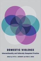 Omslag Domestic Violence