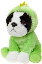 Kamparo Hondenknuffel 20 Cm Groen/wit