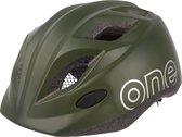 Bobike One Plus Fietshelm - Maat XS - 46-52cm - Olive Green
